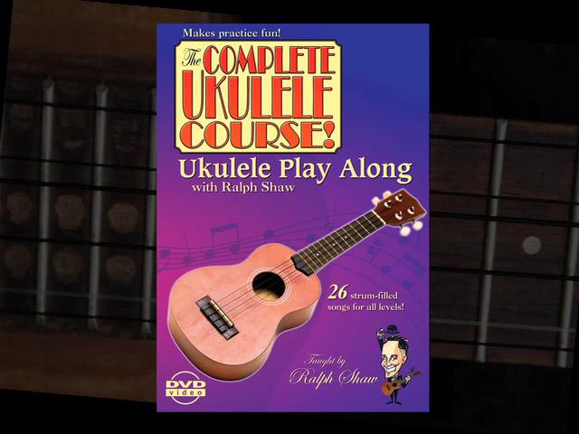 Ralph Shaw's Ukulele Play Along